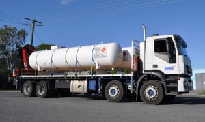 12 Tonne Trucks with Crane – Dangerous Goods Truck